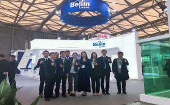 科技之光,照亮未来 | 贝林激光2018上海慕尼黑光博会